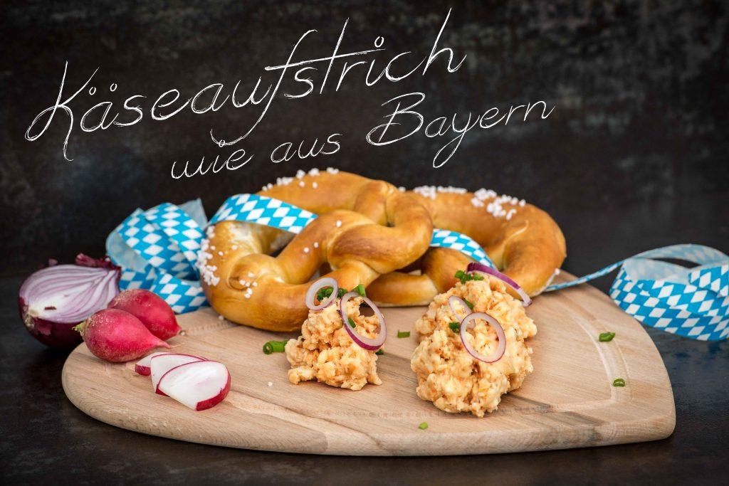 Käseaufstrich wie aus Bayern!