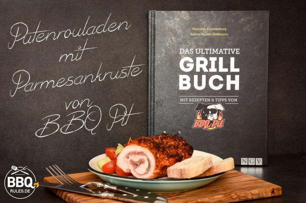 DAS ULTIMATIVE GRILLBUCH von BBQPit.de