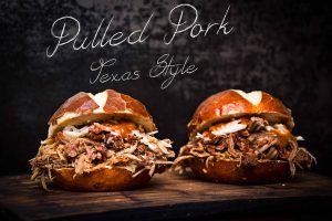 Pulled Pork Texas Style