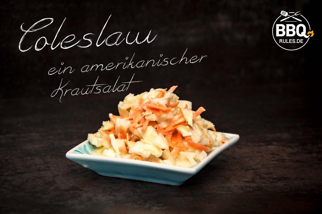 Coleslaw – ein amerikanischer Krautsalat