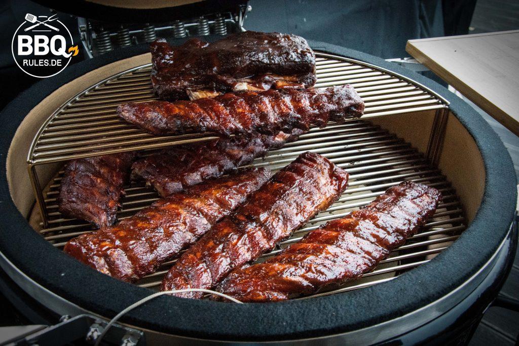 Spareribs Gasgrill Drehspieß : Spareribs auf grill zubereiten: spareribs grillen mit der methode