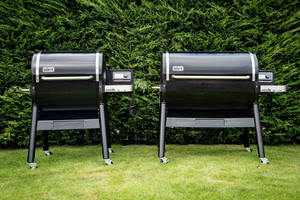 Weber SmokeFire – Der Pelletgrill