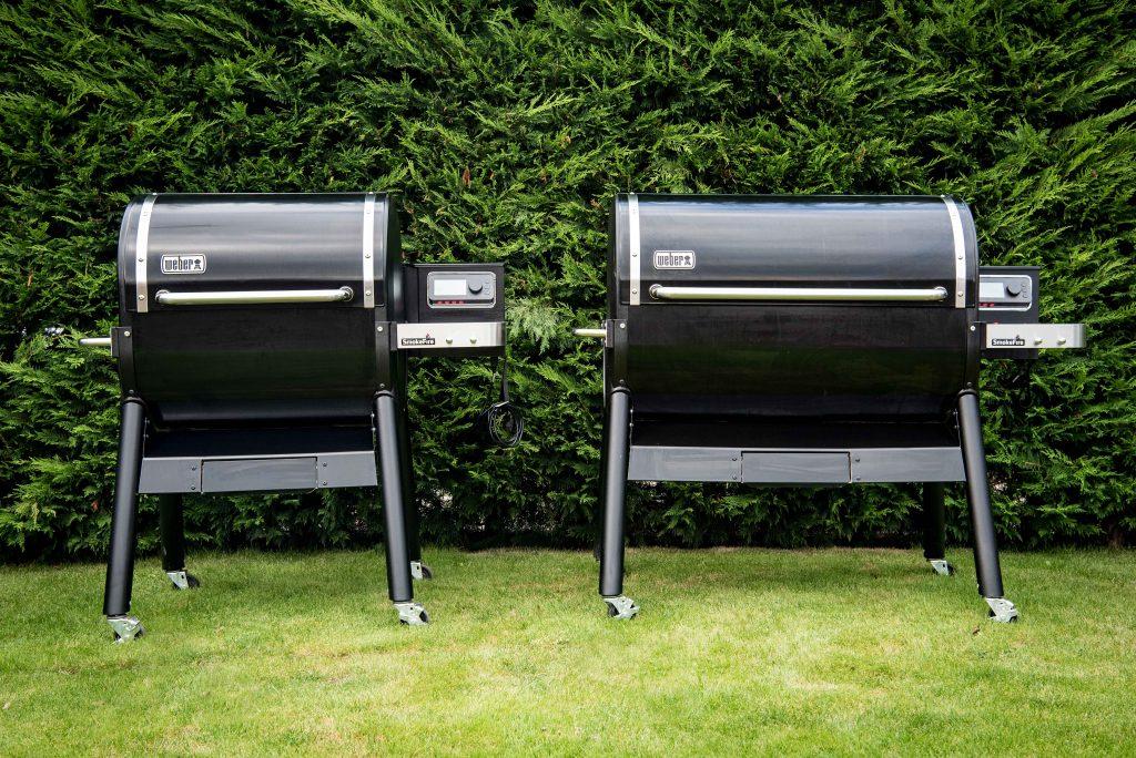 Weber SmokeFire – Der Pelletgrill