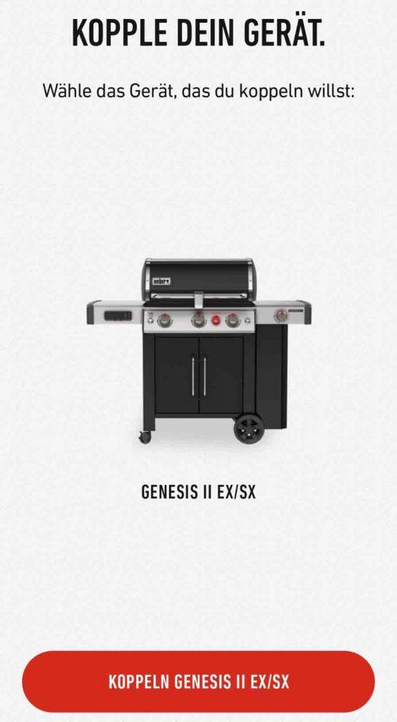 Weber Genesis EX-335 GBS