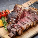 Dry Aged Porterhouse Steak