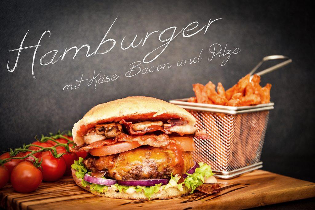 Die perfekten Burger Buns nach Jörn Fischer