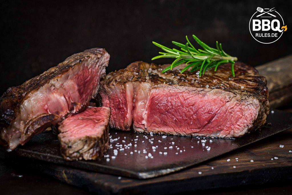 Mein perfektes Rib-Eye-Steak