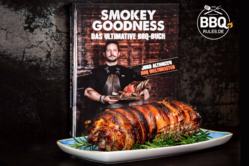 Smokey Goodness – Das ultimative BBQ-Buch