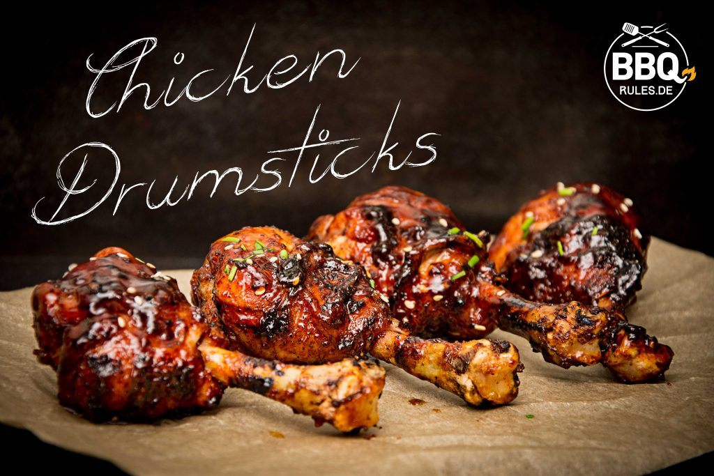 Feinstes Fingerfood – Chicken Drumsticks