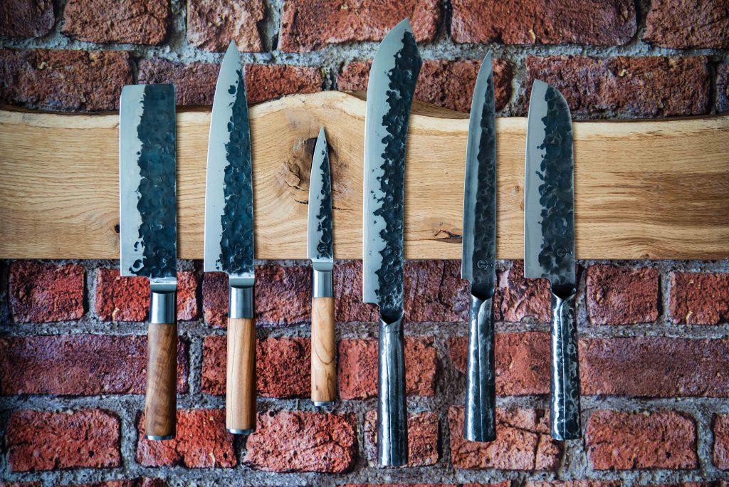 Geschmiedete Messer von FORGED