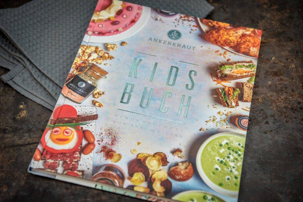 Das Kids Kochbuch von Ankerkraut